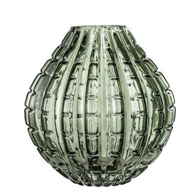 Vase Green Glas