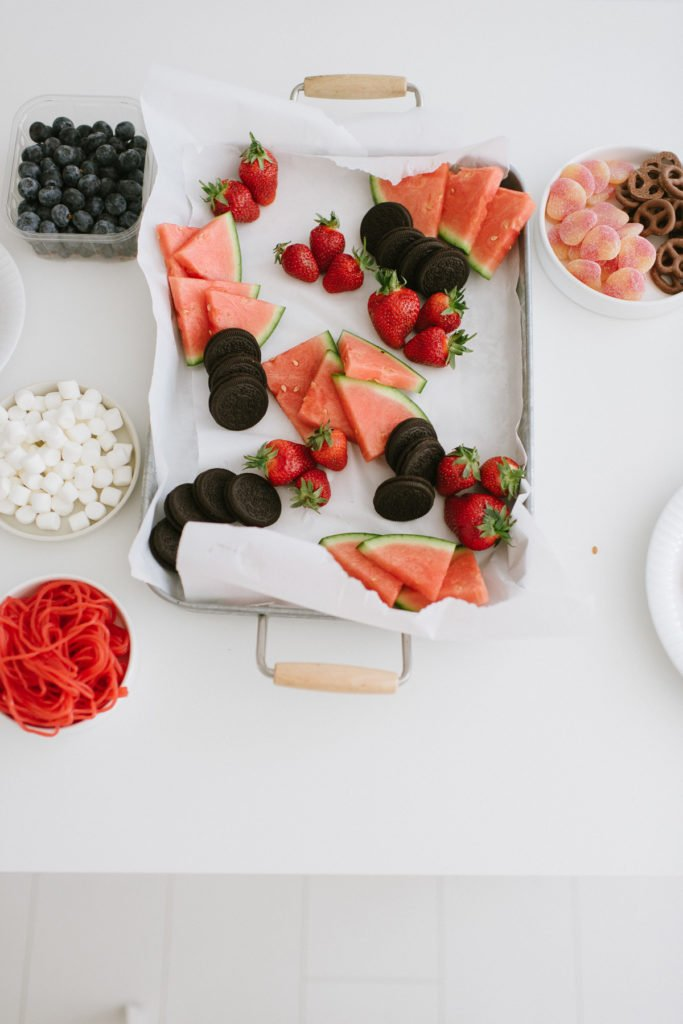 Food Trend: Grazing Platter - Snackplatte für den gemütlichen Nachmittag mit Freundinnen