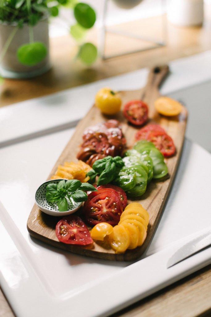 Sommer-Rezept: Focaccia mit Tomaten
