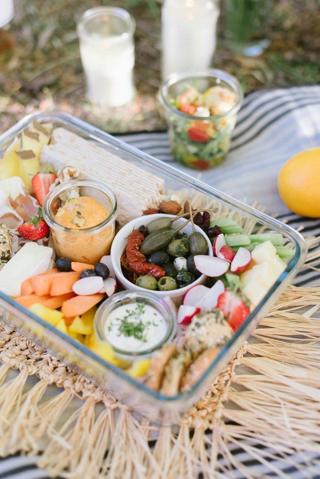 Picknick Idee: Schön leckere Snackbox - Fräulein K. Sagt Ja