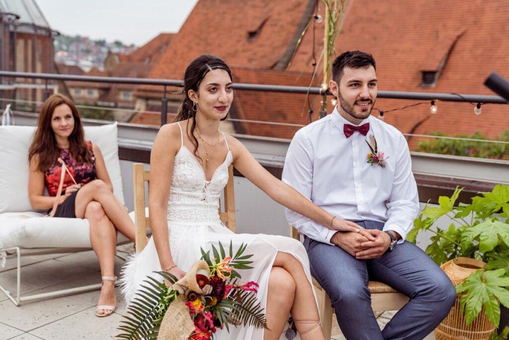 Ethno meets Urban - Heiraten über den Dächern von Stuttgart