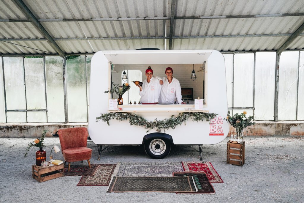 Baba and the Gang Kosten Catering Hochzeit