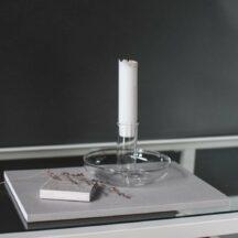 Kerzenhalter Skensta Glas