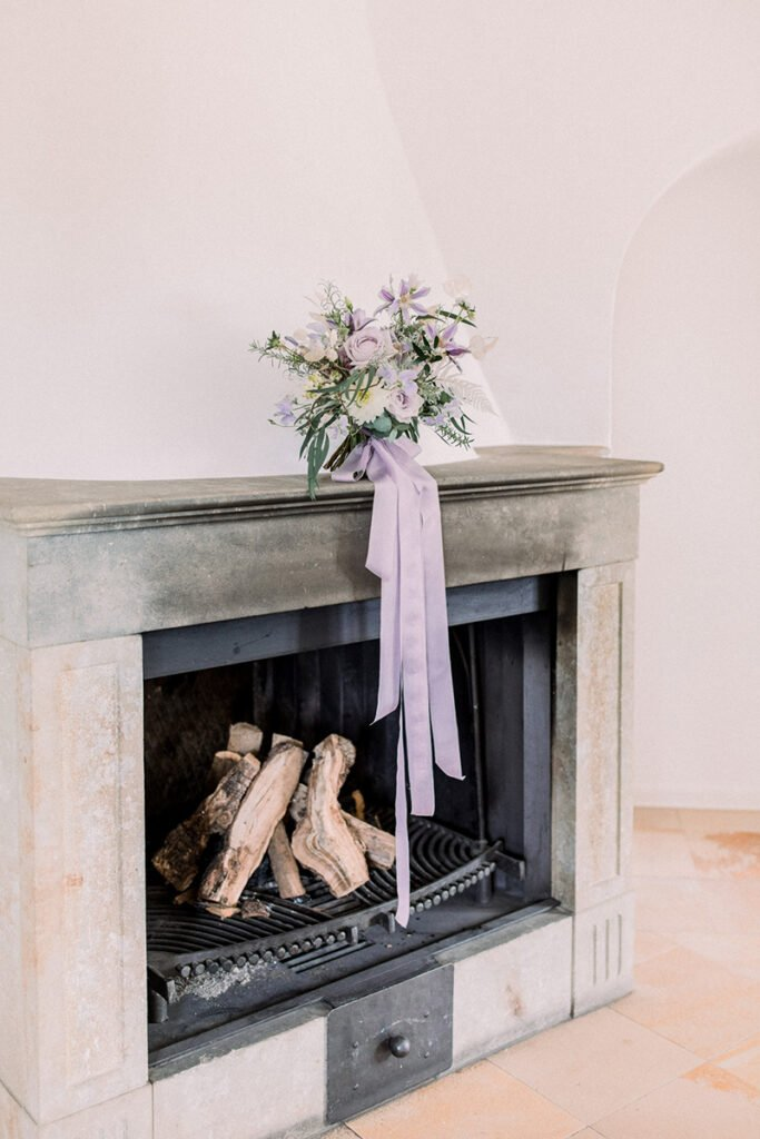 Lilac Love Lila Hochzeit Inspiration