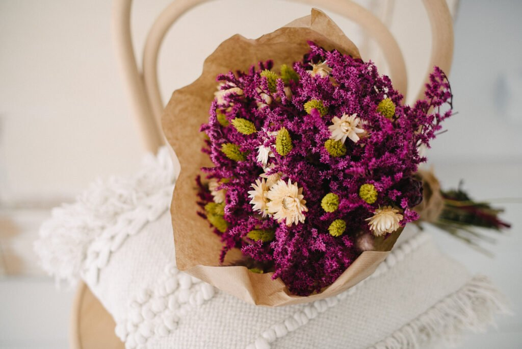 Trockenblumensträuße bei Blume2000