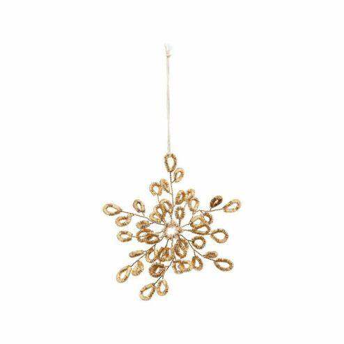 Ornament Plenty Gold