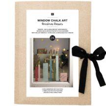 Vorlagenset Fenster Christmas Classics