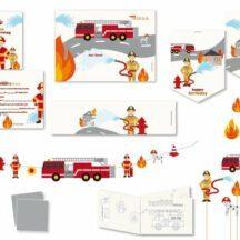 Feuerwehrparty Box