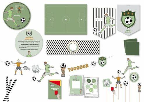 Fussballparty Box