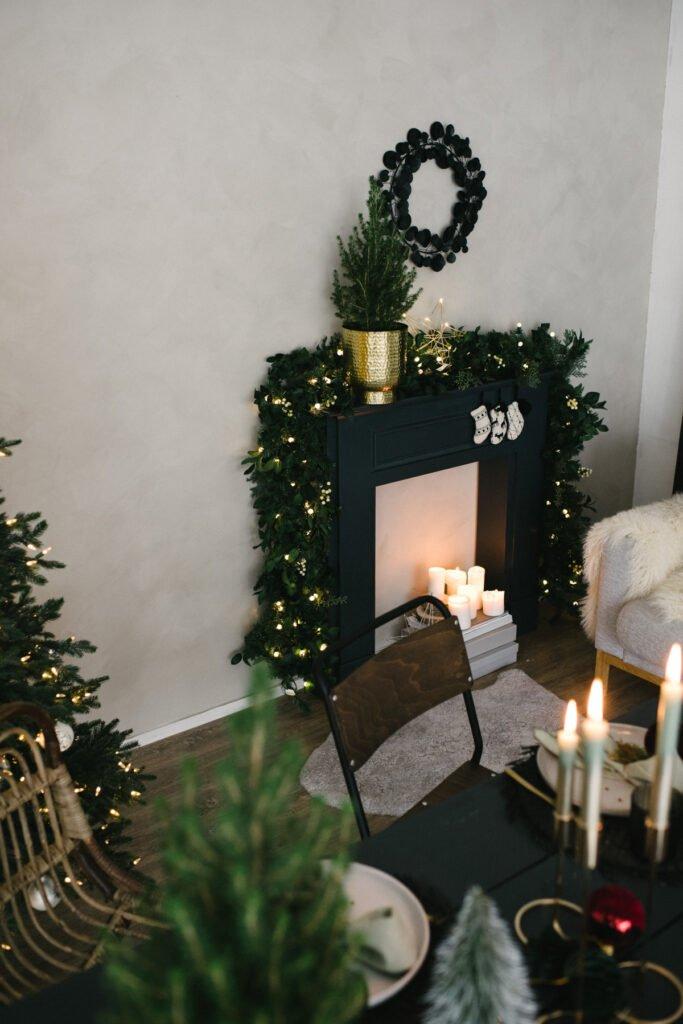 Adventsabend genießen im festlichen Look - wir schaffen Traditionen neu und feiern im kleinsten Kreis den besinnlichen Advent