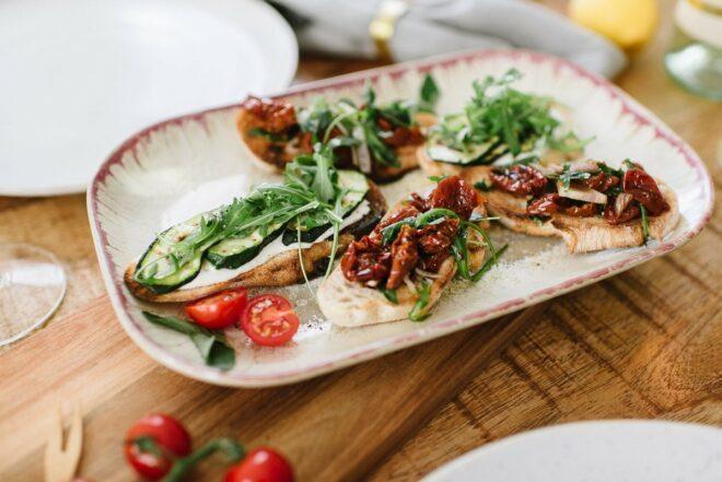 Vegetarische Bruschetta Rezepte