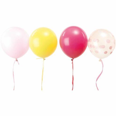 Luftballons Candy Mix (12 Stueck)