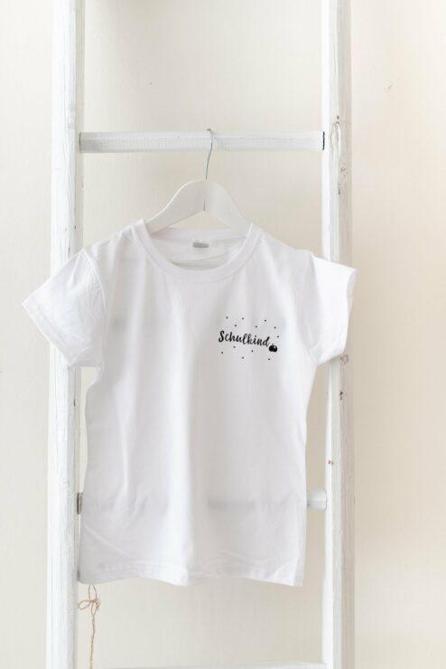 T-Shirt Schulkind Konfetti