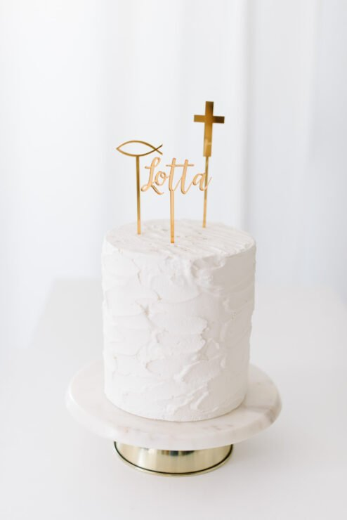 Cake Topper Lotta Taufe Kommunion Konfirmation
