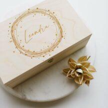 Geschenkbox Geburtstag Teenager personalisiert