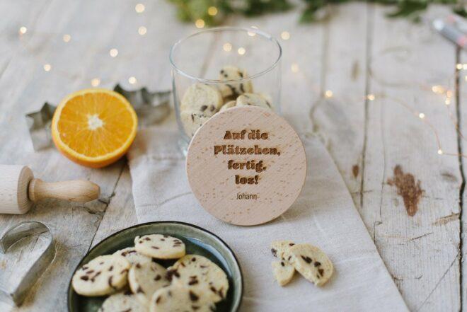 Rezept Orangen-Schoko-Kekse