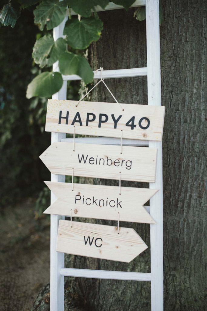 Happy 40: Mein großer Geburtstagsbericht! - Mein 40. Geburtstag mit großer Feier in der Pfalz und Freunden und Familie