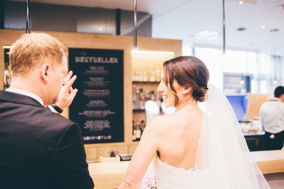 Just us – eine federleichte Hochzeit von DESIRE Traumhochzeiten