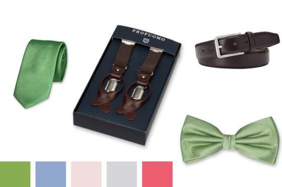 Individuelle Accessoires für den Bräutigam + Give Away
