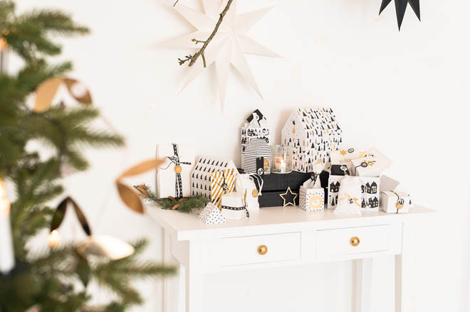 skandinavisch moderner adventskalender hochzeitsblog fr ulein k sagt ja partyshop. Black Bedroom Furniture Sets. Home Design Ideas