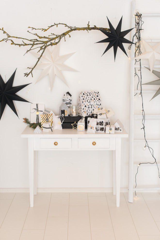 skandinavisch moderner adventskalender fr ulein k sagt ja hochzeitsblog. Black Bedroom Furniture Sets. Home Design Ideas