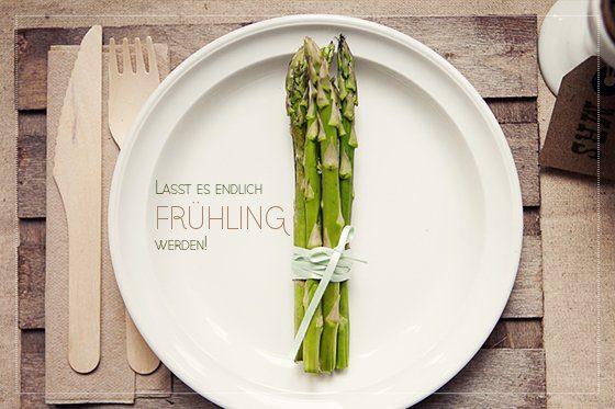 Frisch und frühlingshaft: Hochzeitsdeko mit Kresse