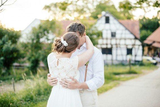 Eine Hochzeit auf Hofgut Uhenfels von den Hochzeitsfotografen
