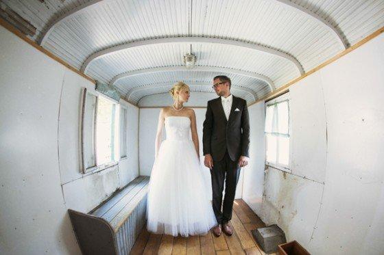 Hochzeit in Essen mit Anna & Kai