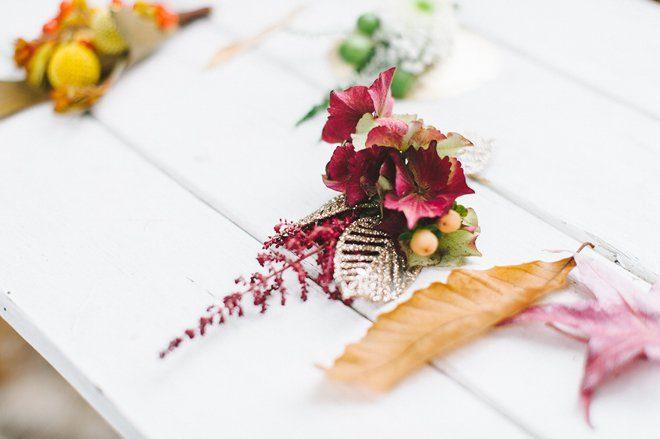 Anstecker für Bräutigam und Trauzeugen3