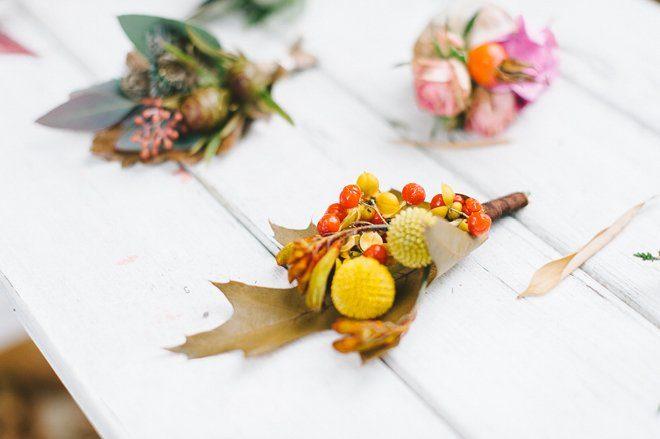 Anstecker für Bräutigam und Trauzeugen8