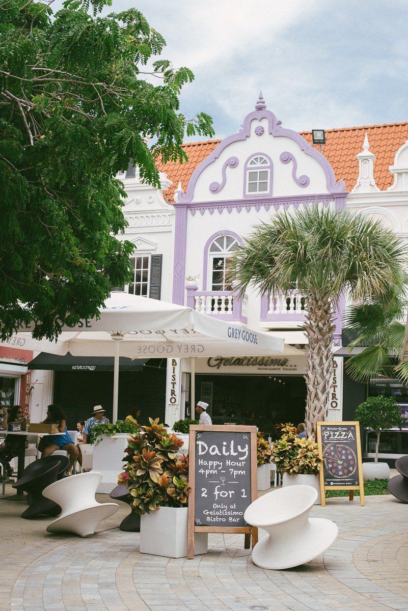Flitterwochen Aruba