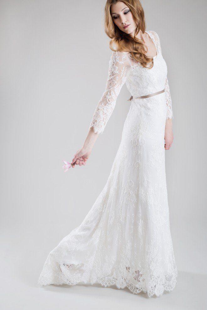 Brautkleid von La Robe Mariee