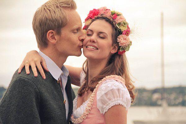 Bayrisch Hochzeit mit Dirndl12