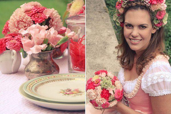 Bayrisch Hochzeit mit Dirndl9
