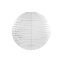 Papierlampion weiß
