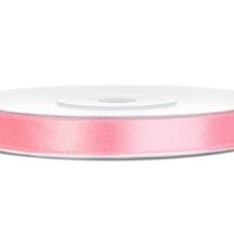 Satin band Light Pink