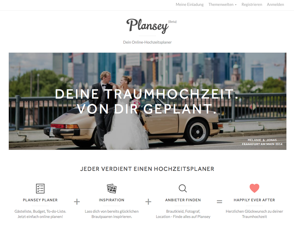 Hochzeitsplaner Profitipps Heiratet Nicht Ohne Sie Vorher Unsere