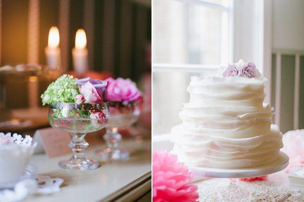 Blütenweiss Hochzeitssalon 2
