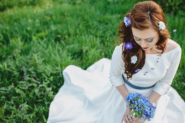 Blaues Hochzeitskonzept Frl. K sagt Ja14