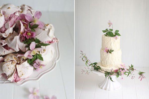 Blumen Hochzeit pink lila2