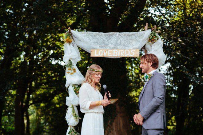 Boho Hochzeit in Hamburg - fotografiert von Pink Pixel15