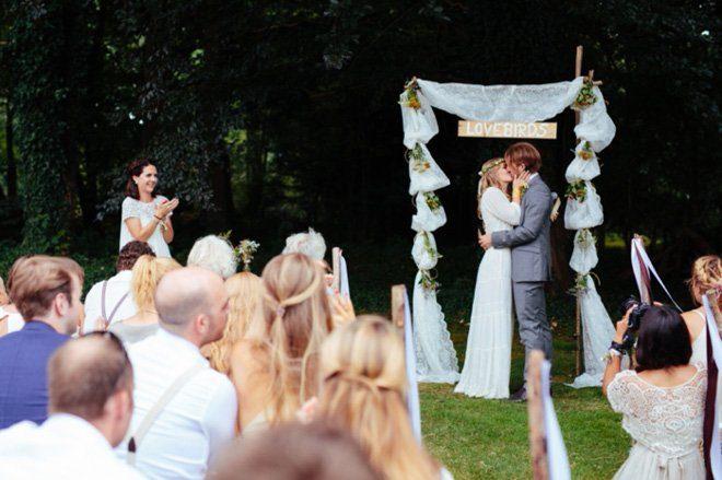 Boho Hochzeit in Hamburg - fotografiert von Pink Pixel17
