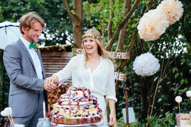 Boho Hochzeit in Hamburg - fotografiert von Pink Pixel21