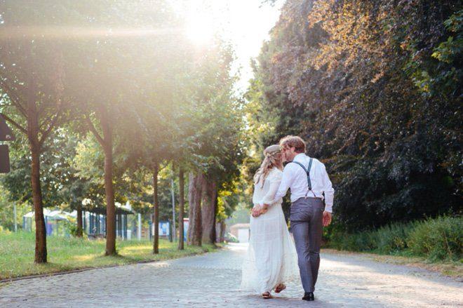 Boho Hochzeit in Hamburg - fotografiert von Pink Pixel31