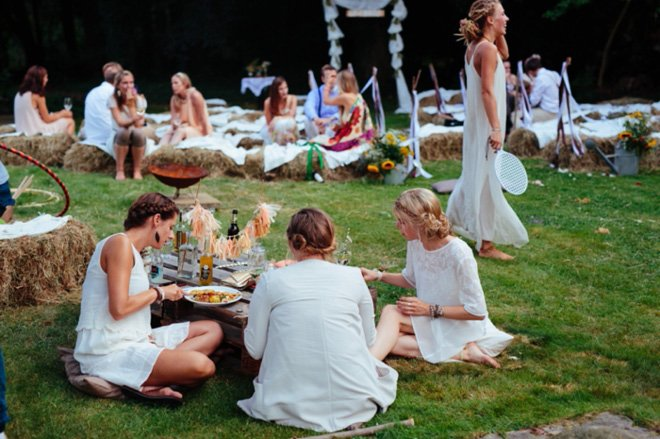 Boho Hochzeit in Hamburg - fotografiert von Pink Pixel33