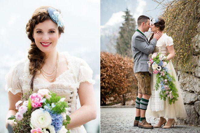 Boho bayrisches Hochzeitskonzept11