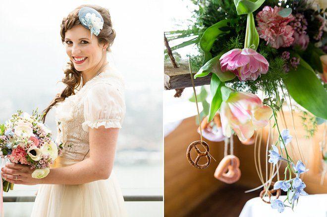 Boho bayrisches Hochzeitskonzept2