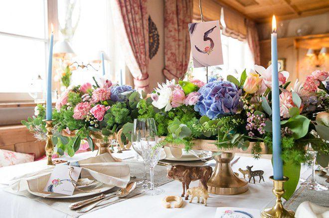 Boho bayrisches Hochzeitskonzept3
