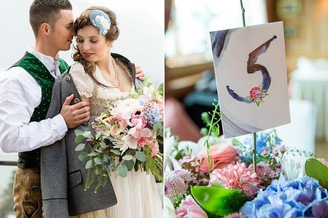 Boho bayrisches Hochzeitskonzept7