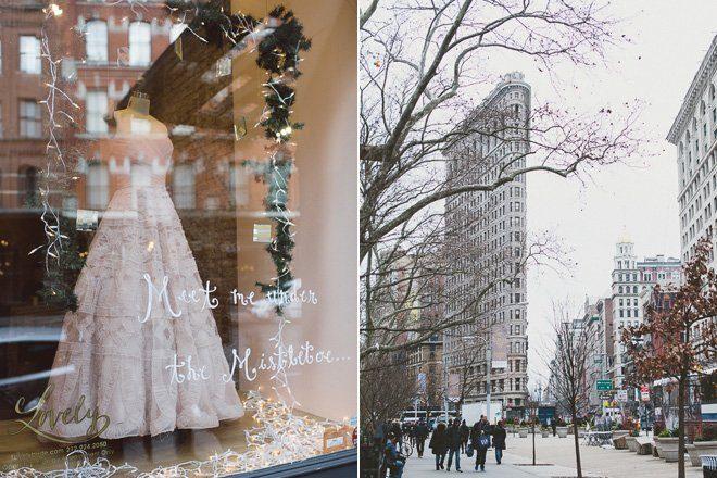 Brautkleid shoppen in New York